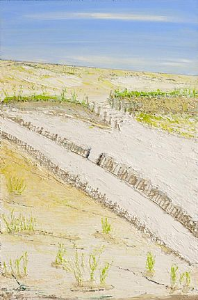 William Evesson (b.1960), I Laid on The Dune Brittas at Morgan O'Driscoll Art Auctions