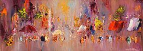 Carol Ann Waldron (20th/21st Century), City Folk at Morgan O'Driscoll Art Auctions