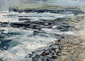Donald Teskey (b.1956), Harvest Tide at Morgan O'Driscoll Art Auctions