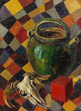 Harry Kernoff RHA (1900-1974), Still Life at Morgan O'Driscoll Art Auctions