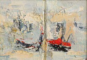 John Kingerlee (b.1936), Coastal I at Morgan O'Driscoll Art Auctions