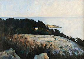 Peter Collis RHA (1929-2012), Dalkey at Morgan O'Driscoll Art Auctions