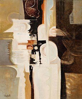 George Campbell RHA RUA (1917-1979), Sedate Forms at Morgan O'Driscoll Art Auctions