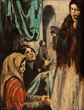 William Conor RHA RUA ROI (1881-1968), The Remnants at Morgan O'Driscoll Art Auctions