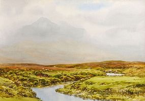 Frank Egginton RCA (1908-1990), Gleninagh Connemara at Morgan O'Driscoll Art Auctions