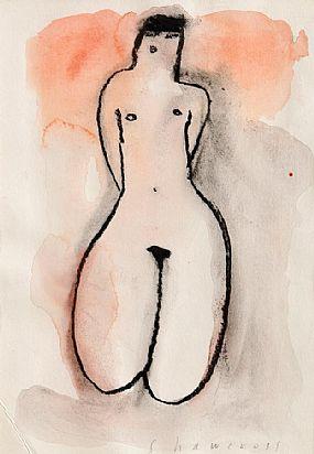 Neil Shawcross RUA (b.1940), Nude at Morgan O'Driscoll Art Auctions