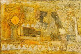 Padraig MacMiadhachain RWA (b.1929), Fuerteventura at Morgan O'Driscoll Art Auctions