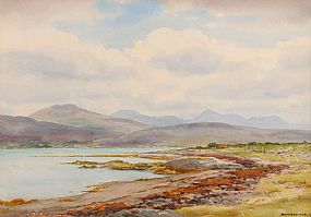 Frank Egginton RCA (1908-1990), Coornagillagh, Kenmare, Co. Kerry at Morgan O'Driscoll Art Auctions