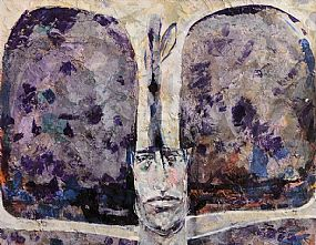 Charles Harper RHA (b.1943), Untitled at Morgan O'Driscoll Art Auctions
