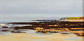 Trevor Geoghegan (b.1946), Headland, Clare at Morgan O'Driscoll Art Auctions