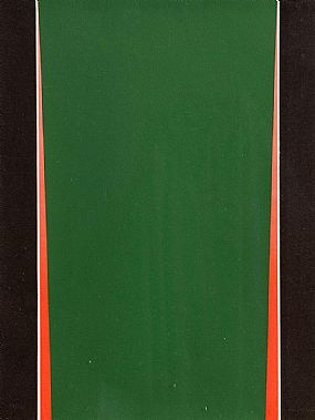 Cecil King (1921-1986), Red, Black & Green at Morgan O'Driscoll Art Auctions