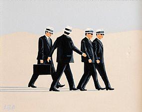 Ken O'Neill (20th/21st Century), The Money Shot at Morgan O'Driscoll Art Auctions