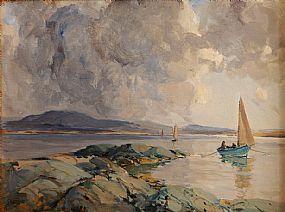 James Humbert Craig RHA RUA (1878-1944), Going Home at Morgan O'Driscoll Art Auctions