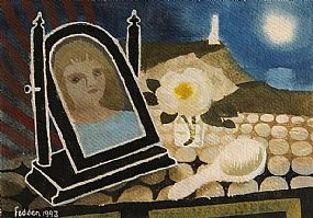 Mary Fedden RA (1915-2012) British, Reflection at Morgan O'Driscoll Art Auctions
