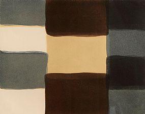 Sean Scully (b.1945), Dark Bridge at Morgan O'Driscoll Art Auctions