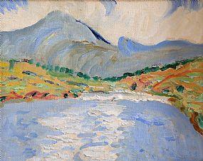 Letitia Marion Hamilton RHA (1875-1964), Ballinahinch at Morgan O'Driscoll Art Auctions