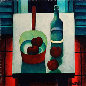 Graham Knuttel (b.1954), Tabletop Still life at Morgan O'Driscoll Art Auctions