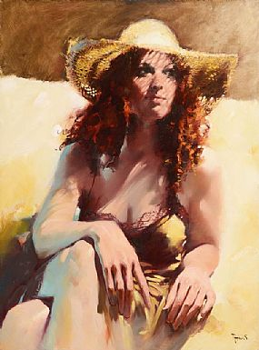 Yves Thos (20th Century) French, Cl�e at Morgan O'Driscoll Art Auctions