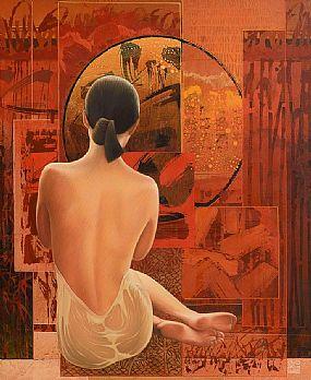 David Graux (20th/21st Century) French, Douceur du Soir at Morgan O'Driscoll Art Auctions