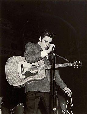 Lou Adler, Elvis Presley at Morgan O'Driscoll Art Auctions