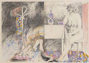 Michael Farrell (1940-2000), New York A La Anglaise, 30 NOVEMBER, 1982 at Morgan O'Driscoll Art Auctions