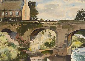 John Skelton Snr (1923-2009), The Old Bridge, Milltown Dublin at Morgan O'Driscoll Art Auctions