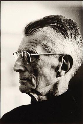 John Minihan (b.1946), Samuel Beckett, London 1984 at Morgan O'Driscoll Art Auctions