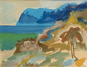 Markey Robinson (1918-1999), View of the Coastline at Morgan O'Driscoll Art Auctions