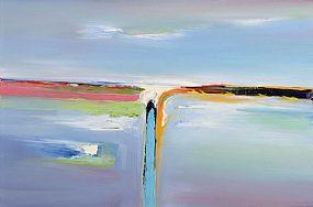 Majella O'Neill Collins (20th/21st Century), Heir Island Sound, West Cork at Morgan O'Driscoll Art Auctions