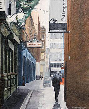 David McElhinney (b.1972), Morning Star at Morgan O'Driscoll Art Auctions