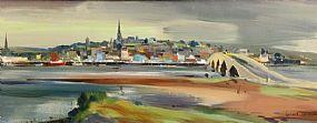 Kenneth Webb RWA FRSA RUA (b.1927), Wexford Town at Morgan O'Driscoll Art Auctions
