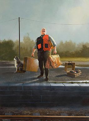 Jimmy Lawlor (20th/21st Century), The Journey at Morgan O'Driscoll Art Auctions