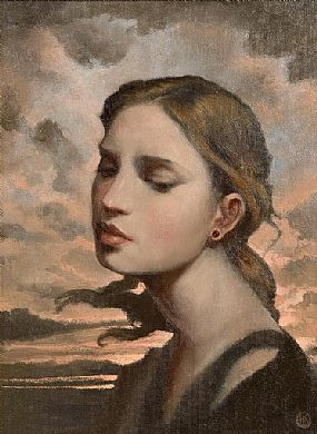 Ken Hamilton (b.1956), Evening Breeze at Morgan O'Driscoll Art Auctions