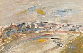 Basil Blackshaw HRHA RUA (1932-2016), The River Lagan at Morgan O'Driscoll Art Auctions