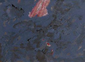 Barrie Cooke HRHA (b.1931), Aphanizomenon at Morgan O'Driscoll Art Auctions