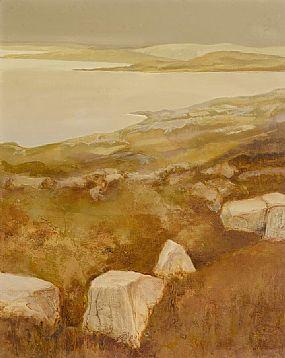 Arthur Armstrong RHA (1924-1996), West of Ireland Seascape at Morgan O'Driscoll Art Auctions
