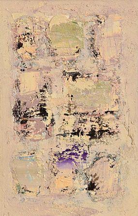 John Kingerlee (b.1936), Granada Grid at Morgan O'Driscoll Art Auctions