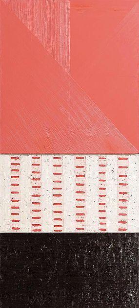 John Noel Smith (b.1952), Untitled Field Painting 2005 at Morgan O'Driscoll Art Auctions