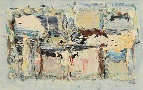John Kingerlee (b.1936), Landscape Grid, Kilcatherine 2010 at Morgan O'Driscoll Art Auctions