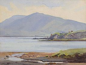Ann Primrose Jury (1907-1995) RUA, Mulroy Bay, Donegal at Morgan O'Driscoll Art Auctions
