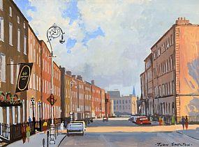 John Skelton Snr (1923-2009), Harcourt St., Dublin at Morgan O'Driscoll Art Auctions