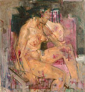 Noel Murphy (b.1970), Nude Sitting at Morgan O'Driscoll Art Auctions