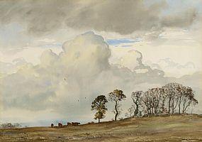 Frank Egginton RCA (1908-1990), A Cloudy Day Near Belfast at Morgan O'Driscoll Art Auctions
