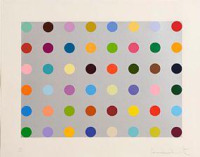 Damien Hirst (20th/21st Century), Histidyl 2008 at Morgan O'Driscoll Art Auctions