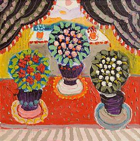 Fred Yeats (b.1922) British, Still Life at Morgan O'Driscoll Art Auctions