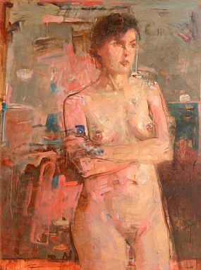 Noel Murphy (b.1970), Female Nude at Morgan O'Driscoll Art Auctions