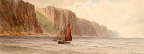 Joseph William Carey RUA (1859-1937), Gobbin's Belfast at Morgan O'Driscoll Art Auctions