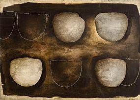 Guggi (b.1959), Vessels at Morgan O'Driscoll Art Auctions