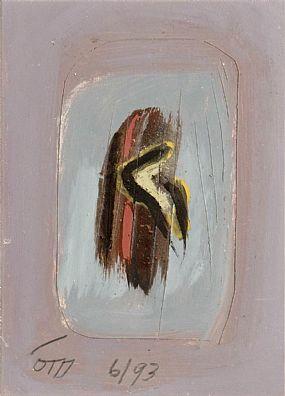 Tony O'Malley HRHA (1913-2003), Burren, 1993 at Morgan O'Driscoll Art Auctions