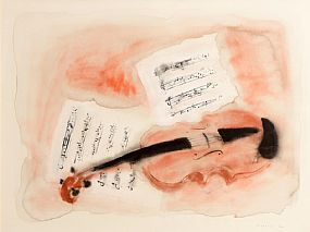 Neil Shawcross RHA RUA (b.1940), Interlude at Morgan O'Driscoll Art Auctions